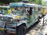 Asleep(ney) in the Jeepney.